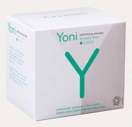 Serviettes hygiéniques et protège-slips Yoni