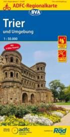 Karten, Stadtpläne und Atlanten bva, bva-bike-media, ADFC-Regionalkarte
