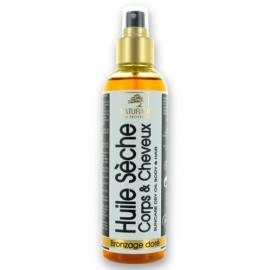 Sonnencreme Styling-Gel, Haarspray & Haarschaum Körperöle Naturado