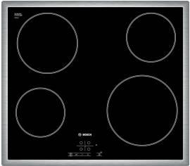 Accessoires pour plaques de cuisson, fours et cuisinières Bosch