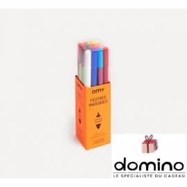 Jeux de stylos et crayons OMY