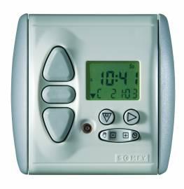 Steckdosen-Zeitschaltuhren & -Sensoren Somfy