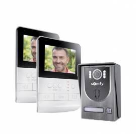Haustüren Sensoren für Sicherheitssysteme Überwachungsmonitore & -rekorder Somfy