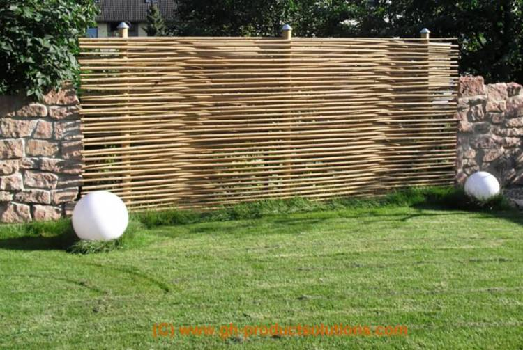 bambus sichtschutz element 420 bambus sichtschutz element 420