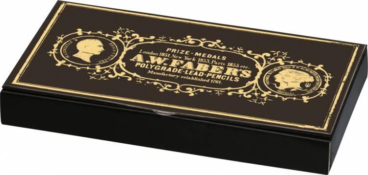 Faber-Castell Geschenketui Lothar von Faber Polygrades