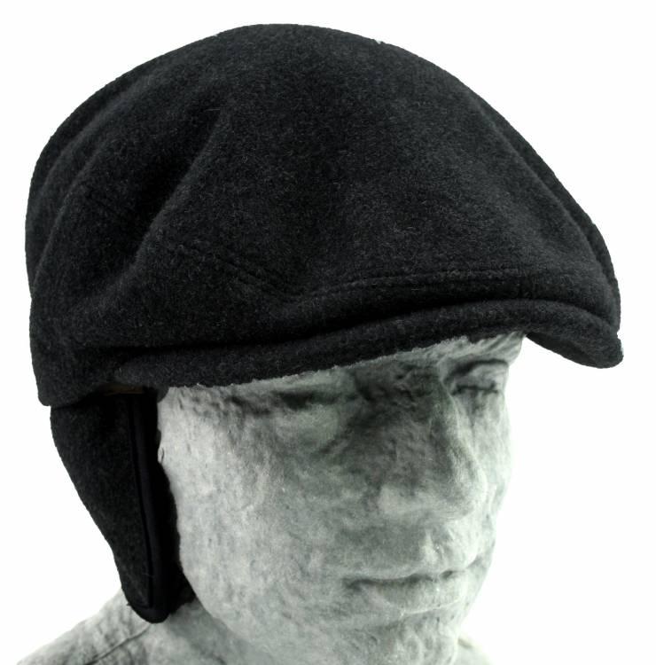 Shop für neueste neuer Stil & Luxus Temperament Schuhe Stetson Schiebermütze Kent Wool mit Ohrenklappen 6210105