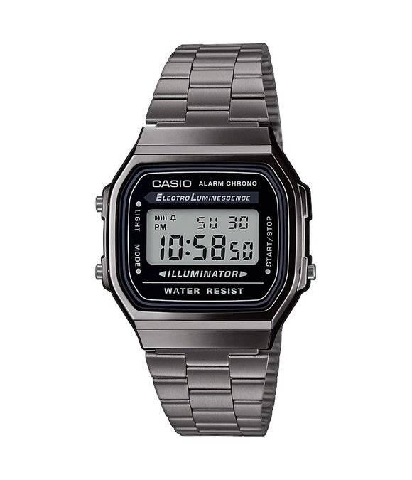 CASIO Armbanduhr Unisex A168WEGG 1AEF CASIO COLLECTION RETRO