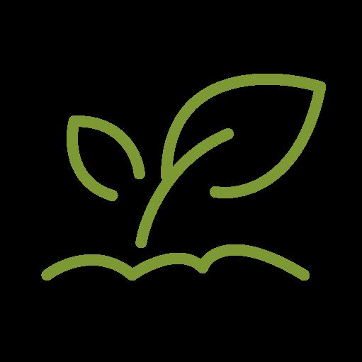 Vegetarisch Icon