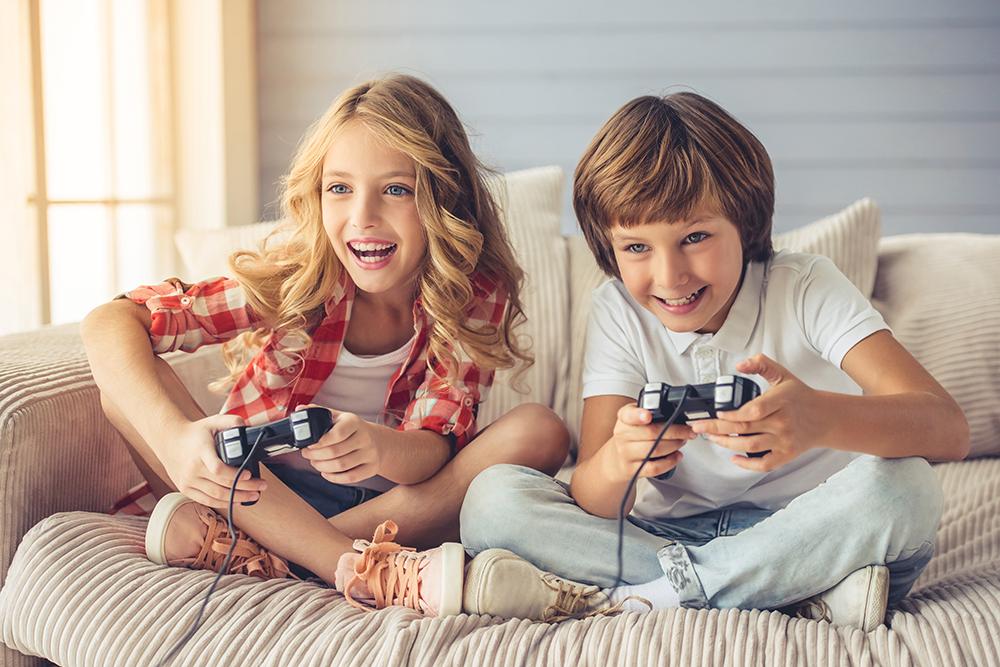 Videospielkonsolen