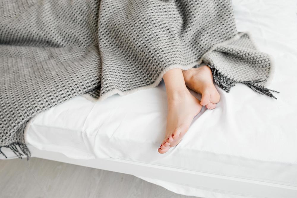 Besser schlafen & entspannen
