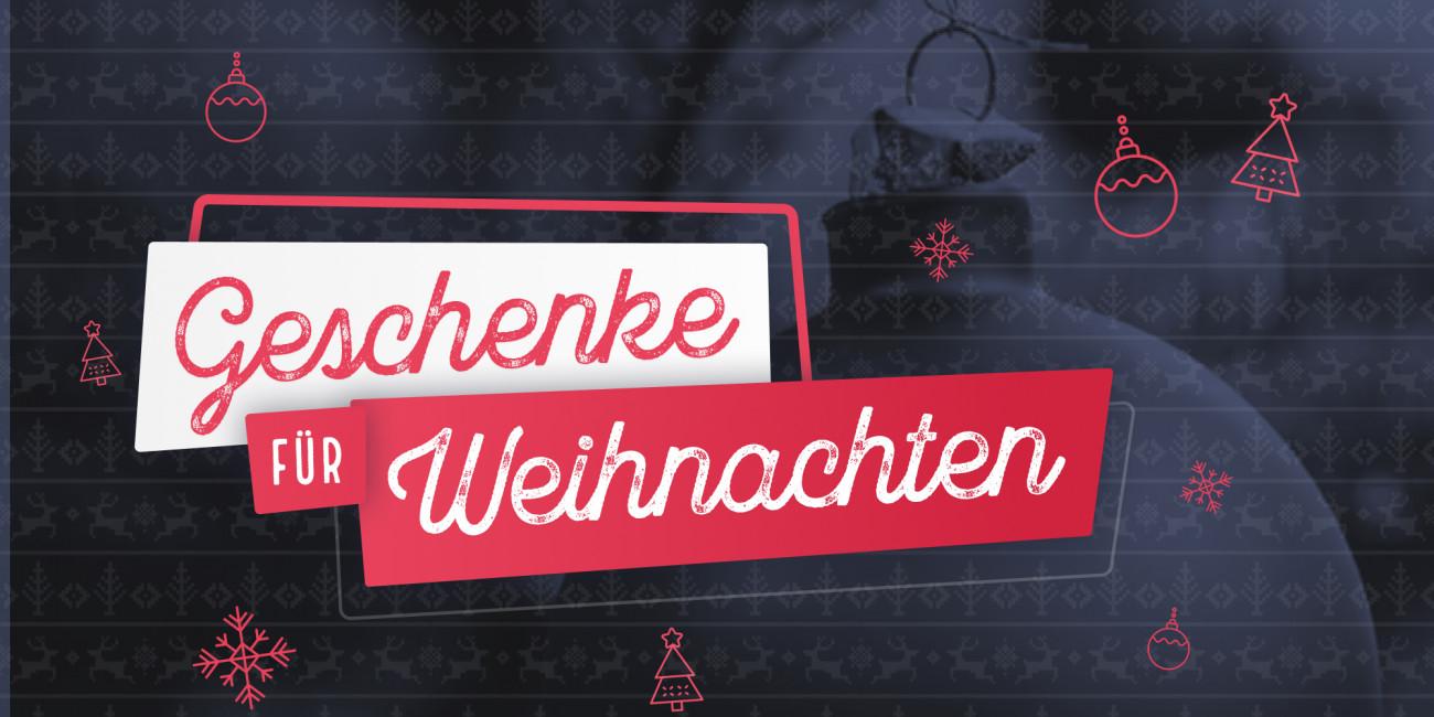 Weihnachtsgeschenke in Günzburg