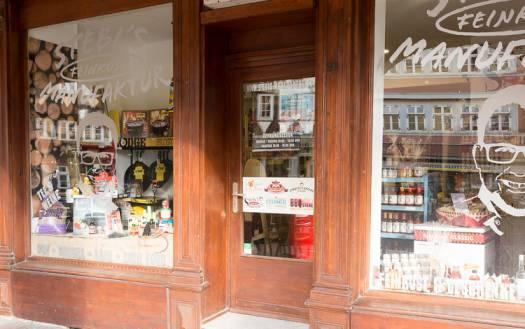 Flagship Store Wolfenbüttel - STEBNER Privatbrauerei, Stebi's Feinkost Manufaktur, braubar®