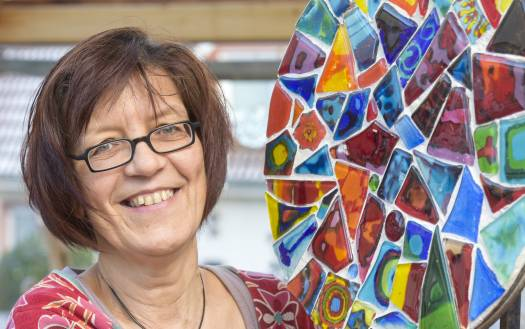 Glas- und Mosaikkunst Ute Scholl-Halbach