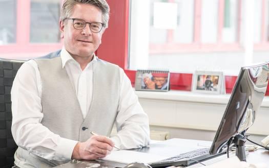 Steuerberater Ralf Leichert