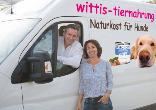Wittis-Tiernahrung – Naturkost für Hund und Katze - Ernährungsberatung für Hunde und Katzen