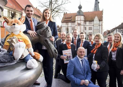Volksbank eG in Alfeld