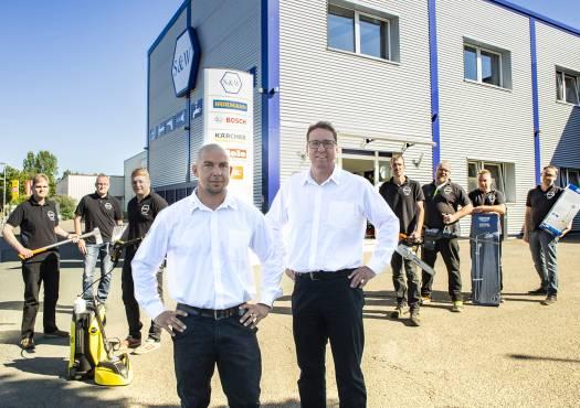 S & W Metall und Werkzeughandel GmbH