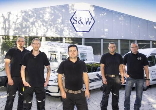 S & W Service- und Montagedienstleistungen GmbH