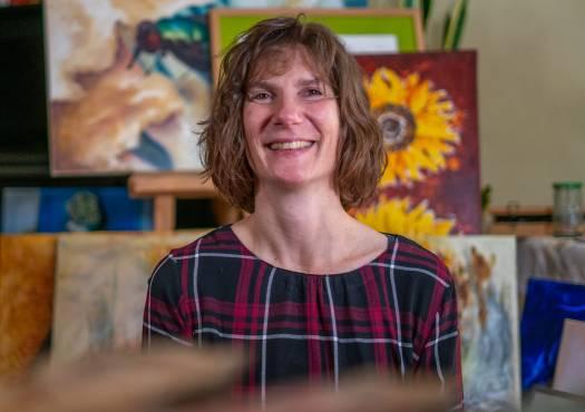 Heidis Malereien