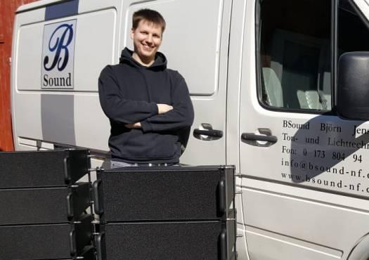 BSound Björn Jensen