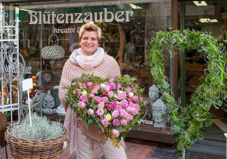 """Blütenzauber """"kreativ & mehr"""" mit Cafe Wolfenbüttel"""