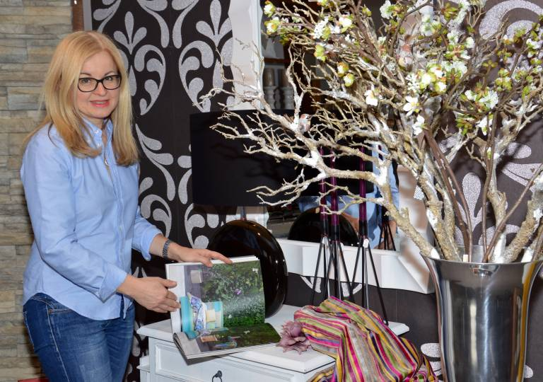 Andrea Burghard - einrichten mit Stoffen  Pfaffenhofen