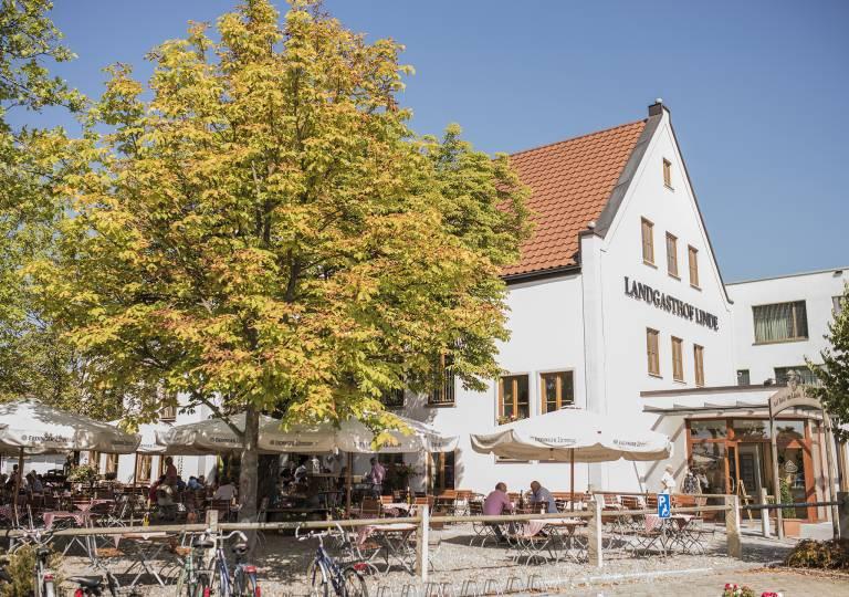 Landgasthof Hotel Linde Günzburg
