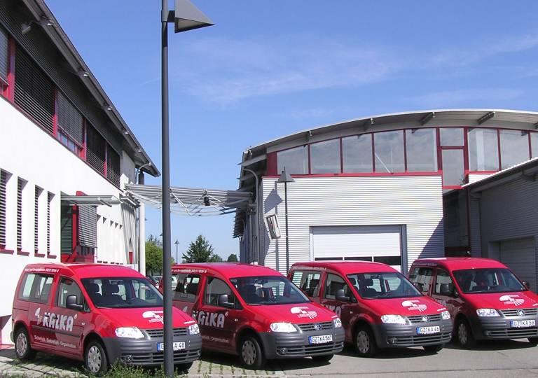 Gebäudereinigung KALKA & Shop Günzburg
