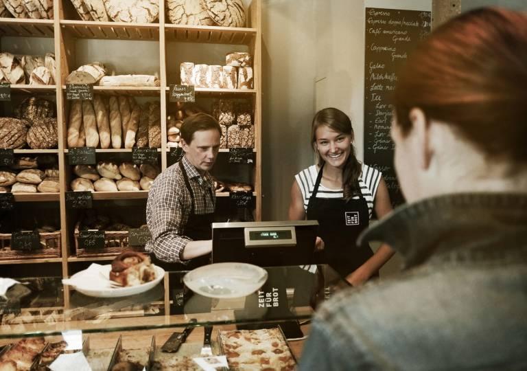 Zeit für Brot Hamburg Ottensen Hamburg