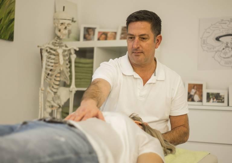 Praxis für Osteopathie Heiko Tjarks Monheim am Rhein