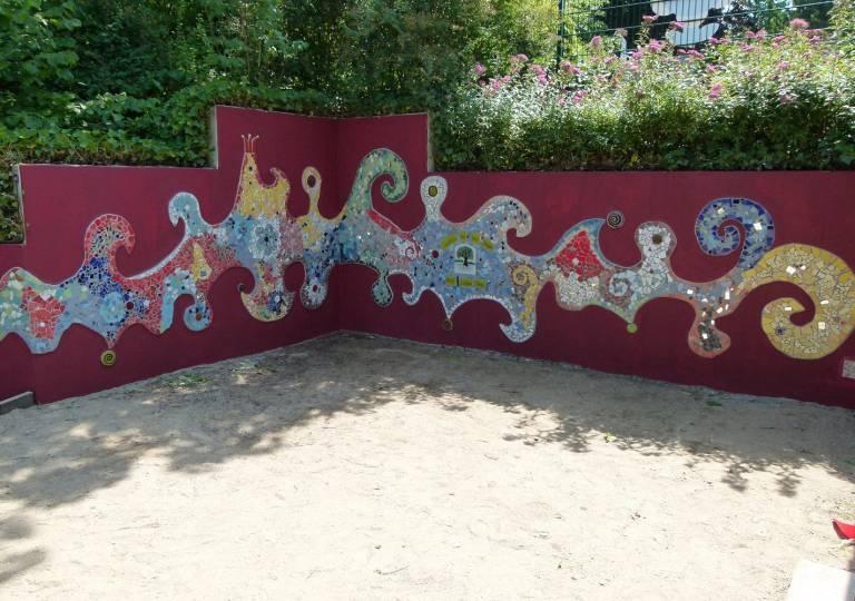 Glas- und Mosaikkunst Ute Scholl-Halbach Wuppertal