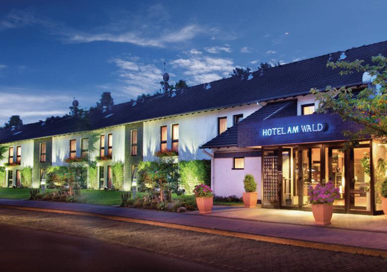 Hotel am Wald Monheim am Rhein