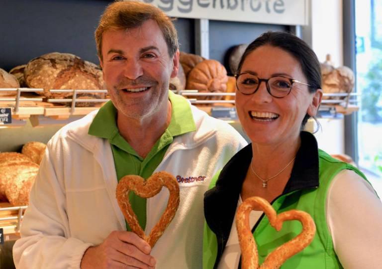 Bäckerei Breitner in der Frauenstraße Pfaffenhofen