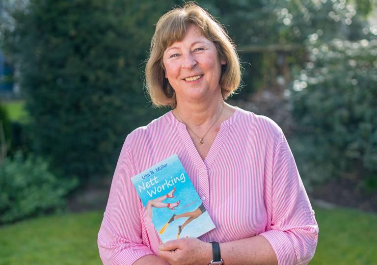 Autorin Ulla B. Müller Monheim am Rhein
