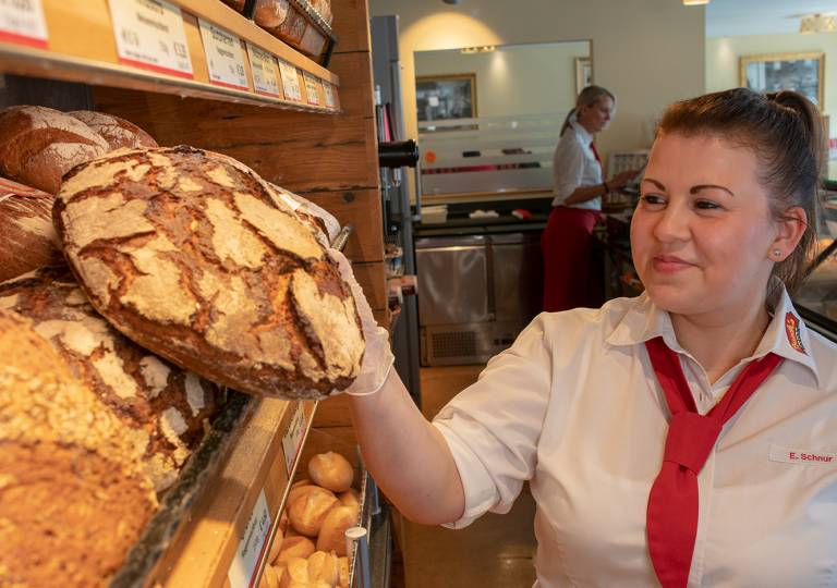 Bäckerei Busch Hauptstraße Monheim am Rhein