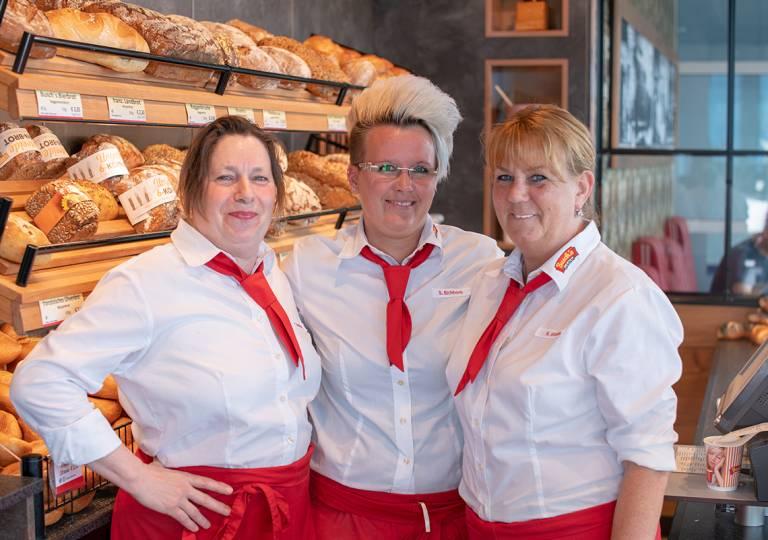 Bäckerei Busch Lerchenweg Monheim am Rhein