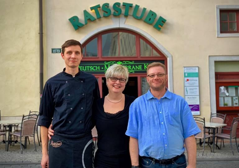 "Restaurant ""Ratsstube"" Lutherstadt Eisleben"