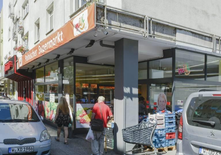 Mili-Markt Barmen Wuppertal