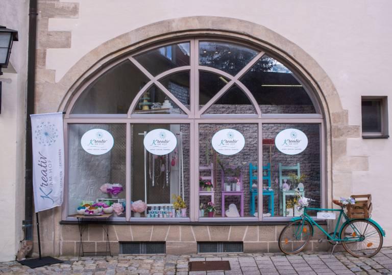 Kreativ am Hof Weißenburg