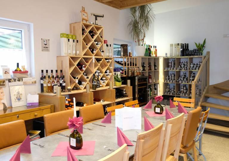 Barbaricum Wein- und Feinkosthandlung Burgsalach