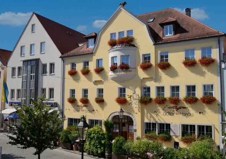 Land-Gut-Hotel Adlerbräu Gunzenhausen