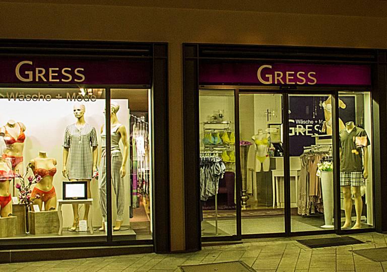 Wäsche + Mode Gress Weißenburg