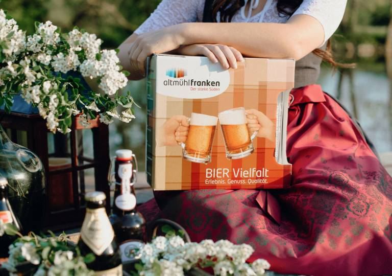 Biervielfalt Altmühlfranken Pleinfeld