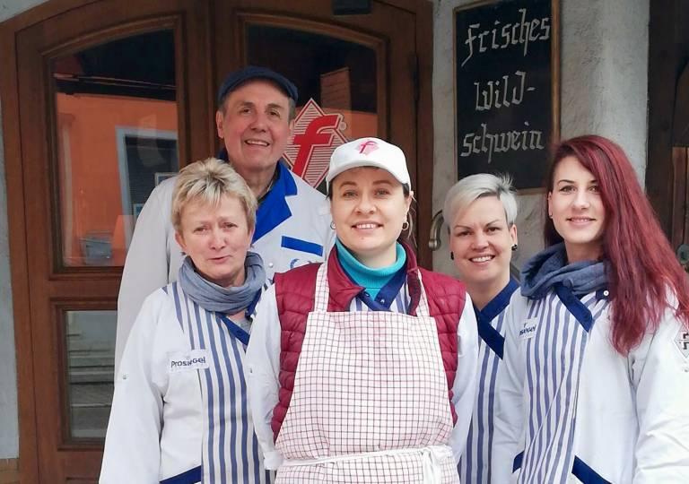 Bio-Metzgerei Prosiegel Markt Berolzheim
