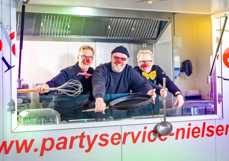 Partyservice M. Nielsen Uphusum
