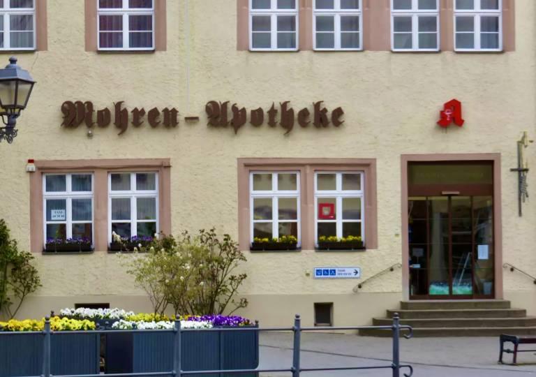 Mohren-Apotheke / Luther-Apotheke Lutherstadt Eisleben