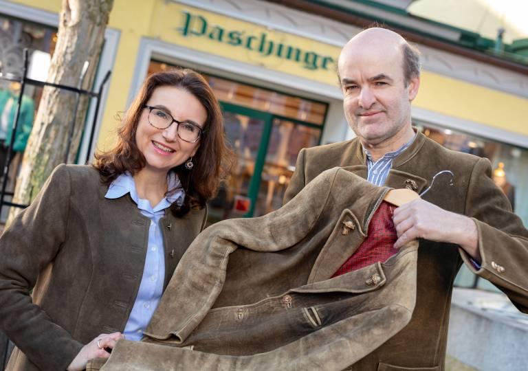 Lederbekleidung Paschinger Gmunden