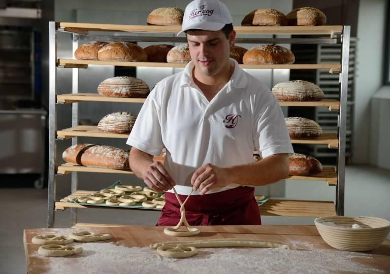 Bäckerei Konditorei Café Herzog Muhr am See