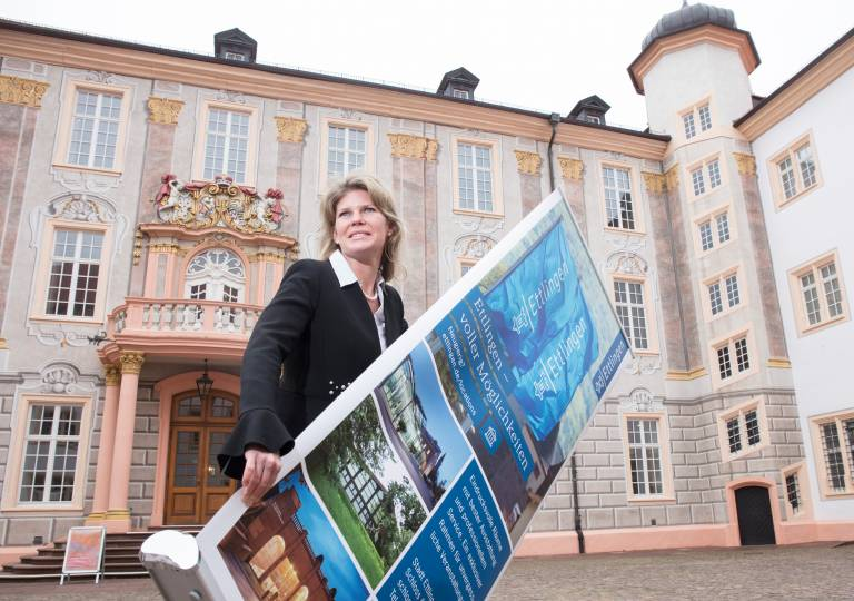 Schloss- und Hallenverwaltung Ettlingen
