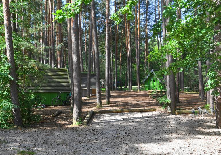 Waldcamping am Brombachsee Pleinfeld